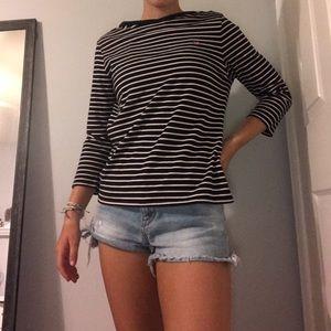 Striped Ralph Lauren sweater